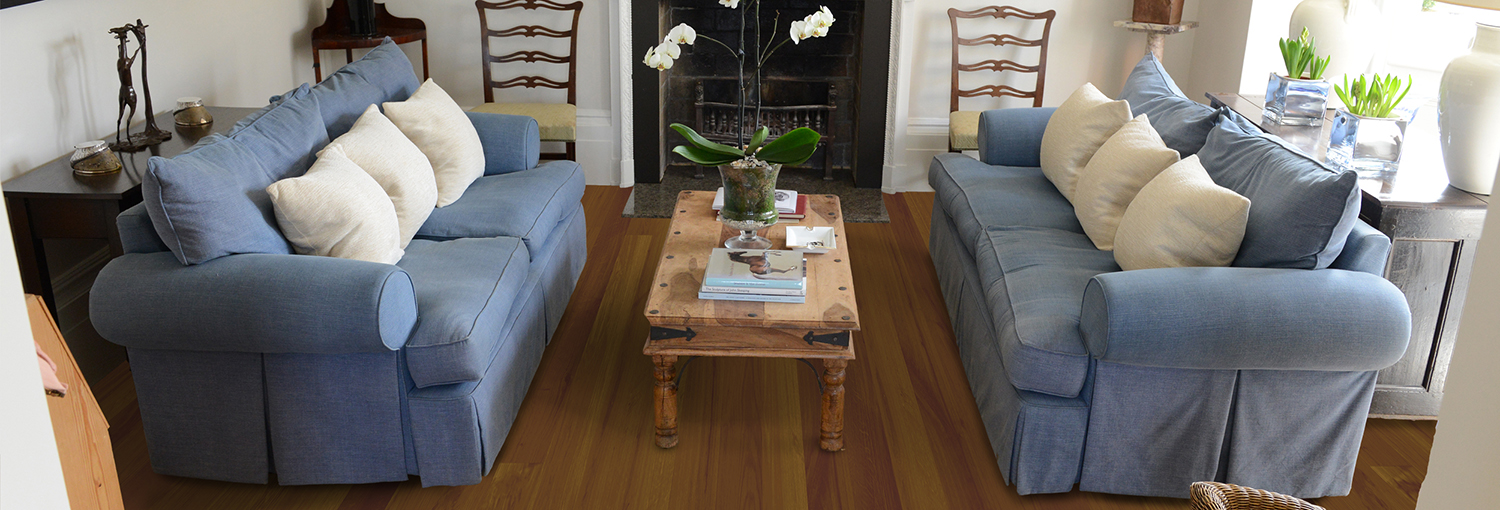 Smoked Oak Flooring
